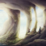 Environemnt Practise - Cave by BugsAndBooks