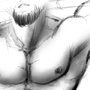 Gunther muscle practice by Kunachi