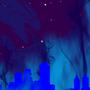 Dragon Night by TessaWuff