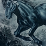 Dark Horse by bella-art