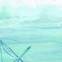 frozen ship sea thing by Tropicana
