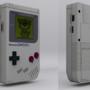 3D Original Gameboy by CrazddArt