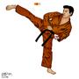 Karate Master by randomdude90