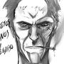 Clint Eastwood by MAKOMEGA