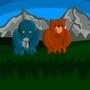 Golem and Bear