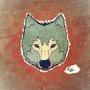 Doge wolf by Shadow-Elf