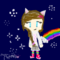 Nyan cat girl