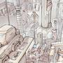 Arakis city by Flowers10