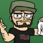 Cartoon Self-Portrait by VigorousJammer