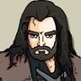 Thorin Oakenshield by PixelMammoth