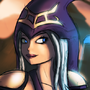 LoL - Ashe by Twisted4000