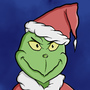 The Grinch by Midgetmerrall