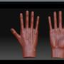Hand by juanitudev1