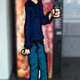 Jack, Coke Automat by SenselessSquirrel
