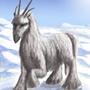 Snowy Beast by EchoRun