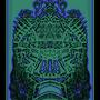 Blue Flashlight by antiandy