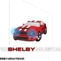 2010 Shelby Mustang by dnatoxic