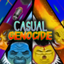 Casual Genocide Wallpaper by SadCatStudio