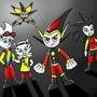 Frost Bots - Team Jet by TreasureMan