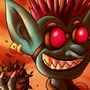 prickle the goblin by megadrivesonic