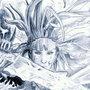 Ice Sword : Gift of Life by SkillSkillFiretruck