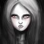 Dark Girl by FASSLAYER