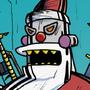 Robot Santa Claus - Futurama by oho123