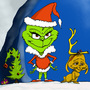 Grinch Chibi by GarnetLynne