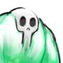 Skull-Blob by JackAstrale