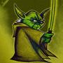 Yoda by MintyFreshThoughts