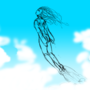 Nyoom (sketch/idea) by FLASHYANIMATION