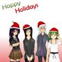 Happy Holidays! by Dark06Star