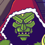 Doctor Doom Santa by Phatalphd