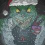 The Grinch:BYE BYE CHRISTMAS by AkioC