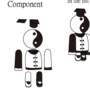 Components of Yin-Yang Head