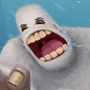 Abominable Snowman by icheban