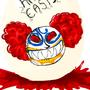 Clown by Cyberdevil