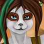 Thirian the Pandaren by Ferdafs