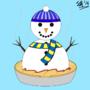 Snowman Pie