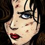 Elizabeth Noir by n00b103