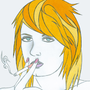 Cigarette Girl #19 by Crystalspike