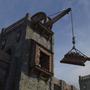 Mediaval Crane Tower by Hellstick
