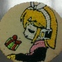 Rin Kagamine Cookie <3 by Aethrion