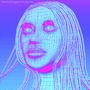 3D Psyart Face by jenninexus