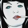 Cigarette Girl #20