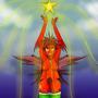 Christmas star -nubbuka by nubbuka