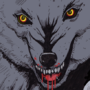 Angry wolf by FLASHYANIMATION