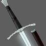 Vitor's Sword by Wesllley