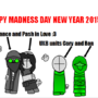 Happy Madness New Year 2015!!! by ChristianTennyson