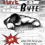 Comix LIVE BYTE - COVER by ponchara80